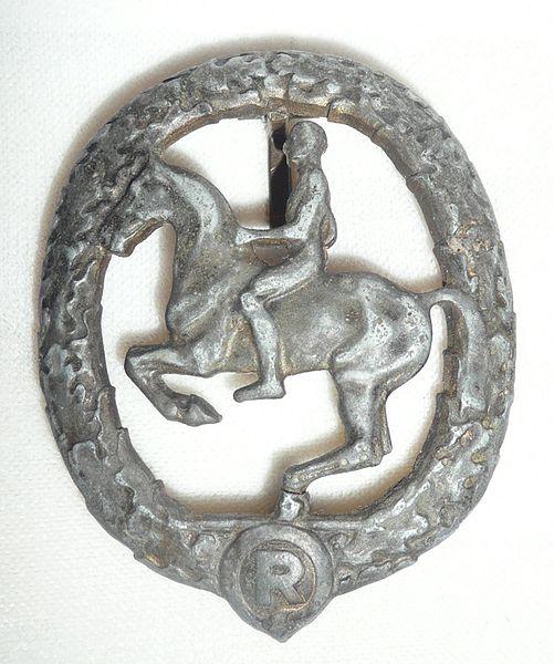 Deutsches reitabzeichen