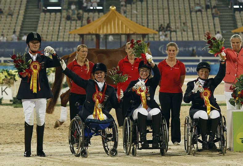 Zweites Gold für Deutschland dank Hanne Brenner