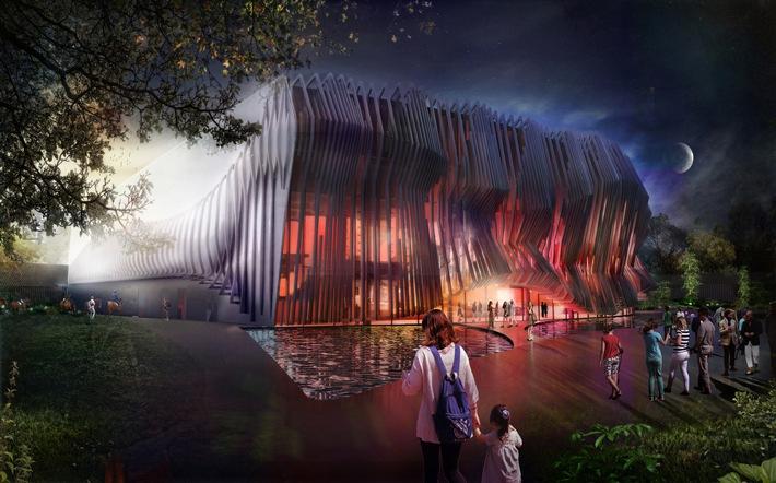 """Quellenangabe: """"obs/APASSIONATA World GmbH/Graft Gesellschaft von Architekt"""""""